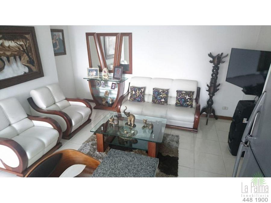 apartamento en venta en itagui cod 6003