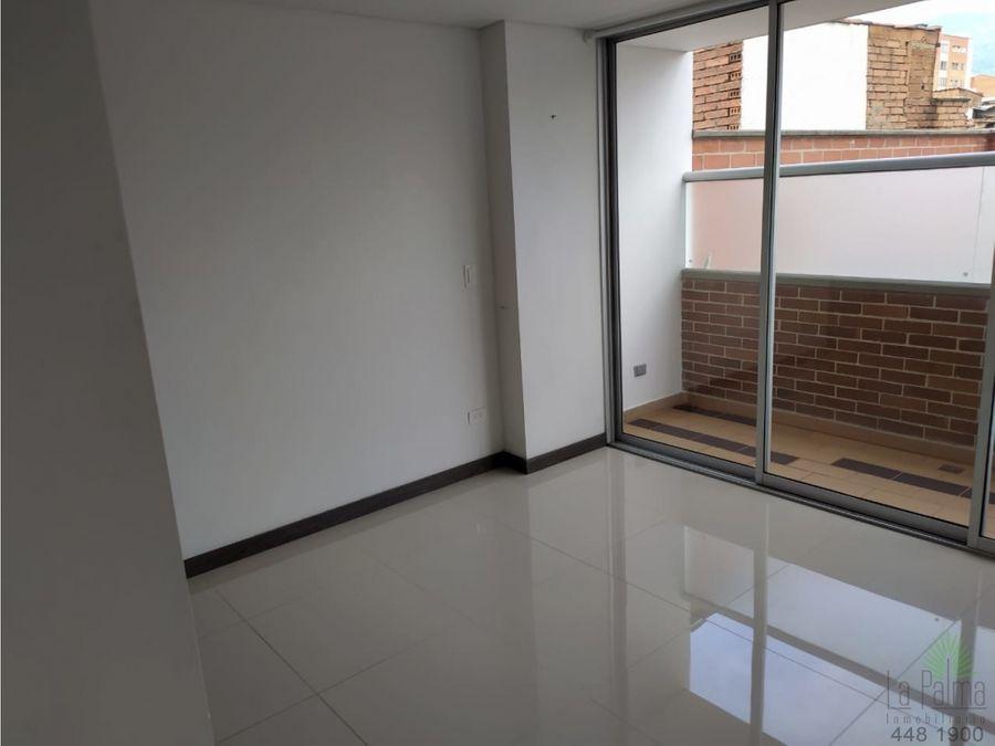apartamento en arriendo en la castellana cod 6140