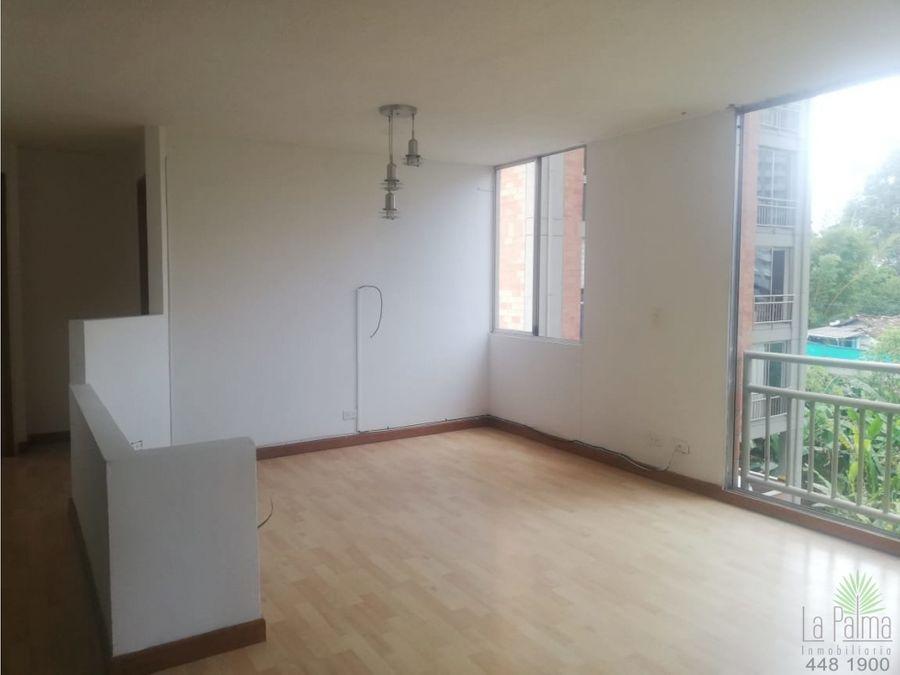 apartamento en arriendo en envigado cod 6321