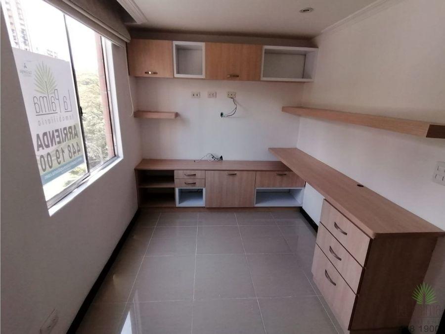 apartamento en arriendo en belen cod 6387