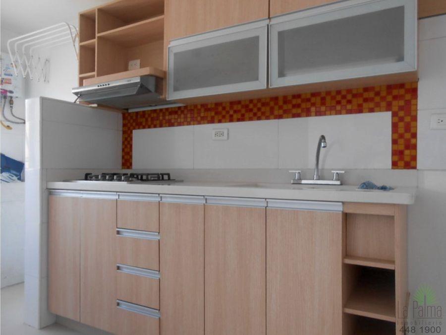 apartamento en venta en sabaneta cod 2605