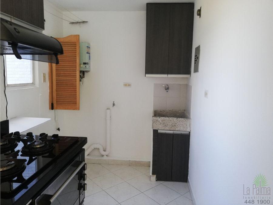 apartamento en arriendo en medellin cod 5811