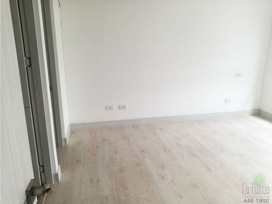 apartamento en arriendo en envigado cod 5664