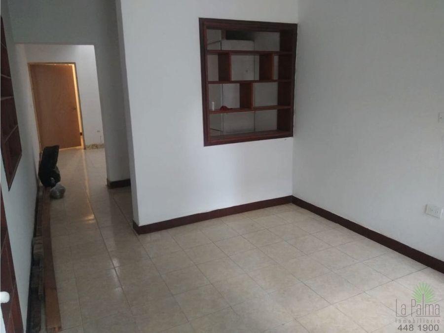 apartamento en arriendo en itagui cod 6207