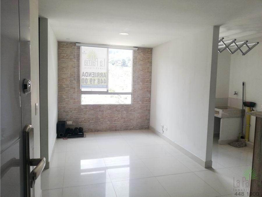 apartamento en arriendo en medellin cod 6235