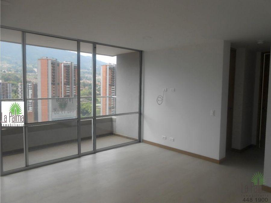 apartamento en arriendo en la estrella cod 4582