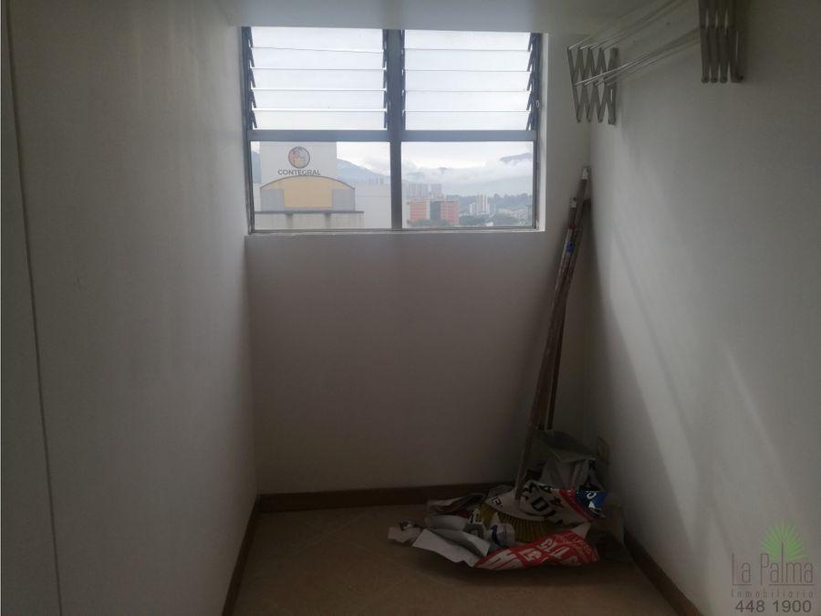 apartamento en arriendo en envigado cod 6492