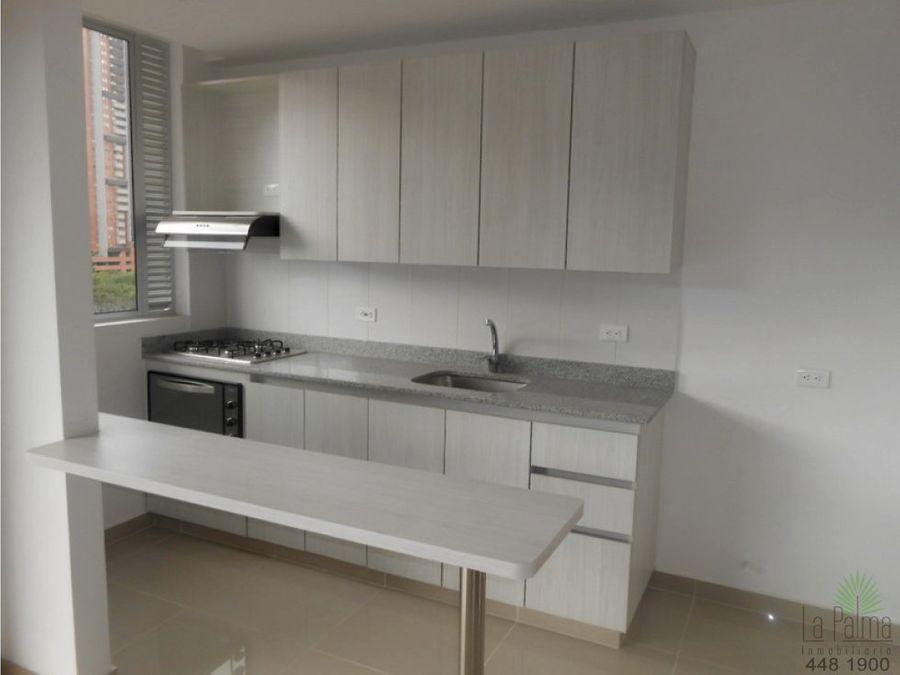 apartamento en venta en la estrella cod 4717