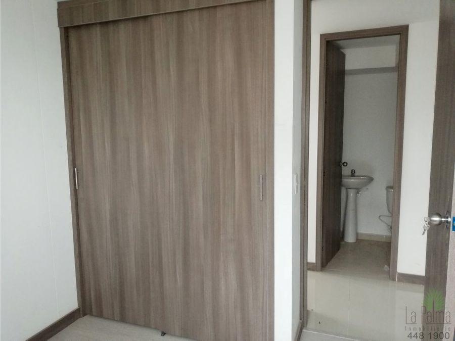 apartamento en venta en itagui cod 5355