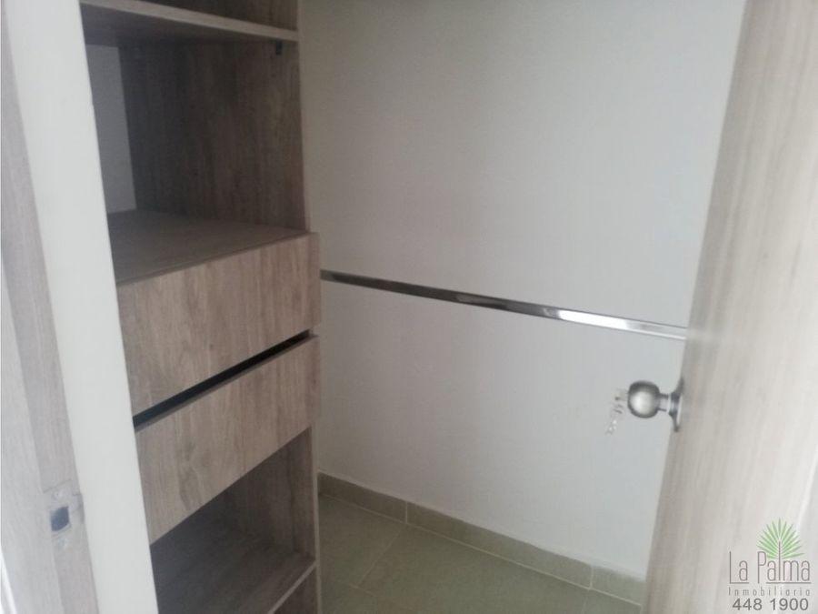 apartamento en arriendo en la estrella cod 5649