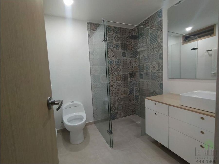 apartamento en venta en la estrella cod 6471