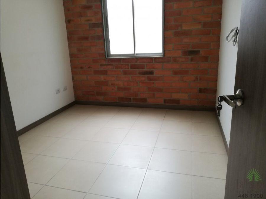 apartamento en arriendo en sabaneta cod 4923