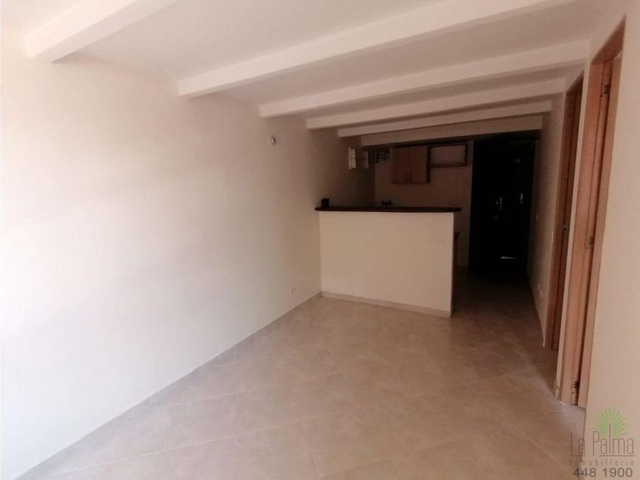 apartamento en arriendo en el centro cod 6449