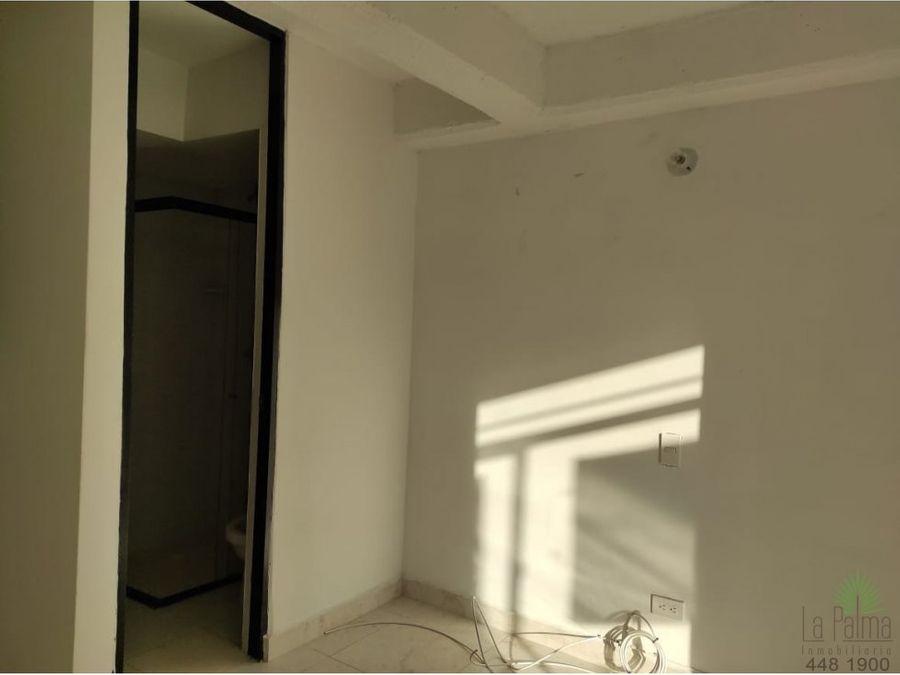 apartaestudio en venta en el centro cod 6190