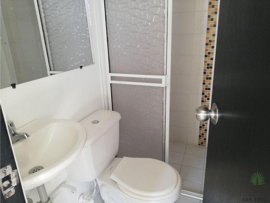apartamento en arriendo en medellin cod 5810
