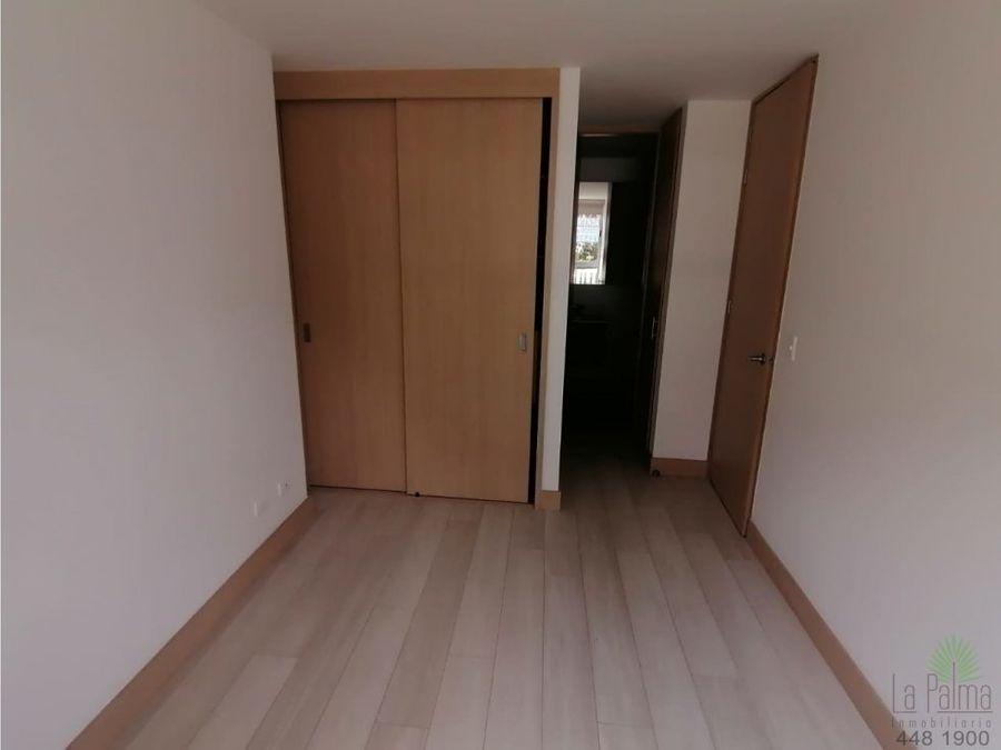 apartamento en arriendo en las palmas cod 6008