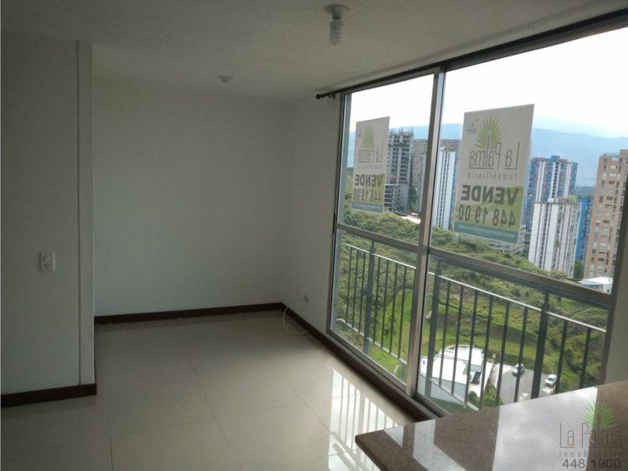 apartamento en venta en calasanz cod 6458