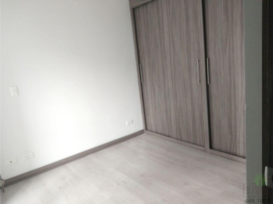 apartamento en arriendo la estrella cod 6474