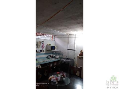 casa en venta en itagui cod 6160