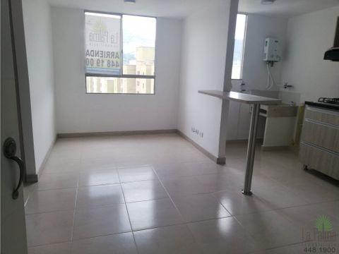 apartamento en arriendo en medellin cod 5981