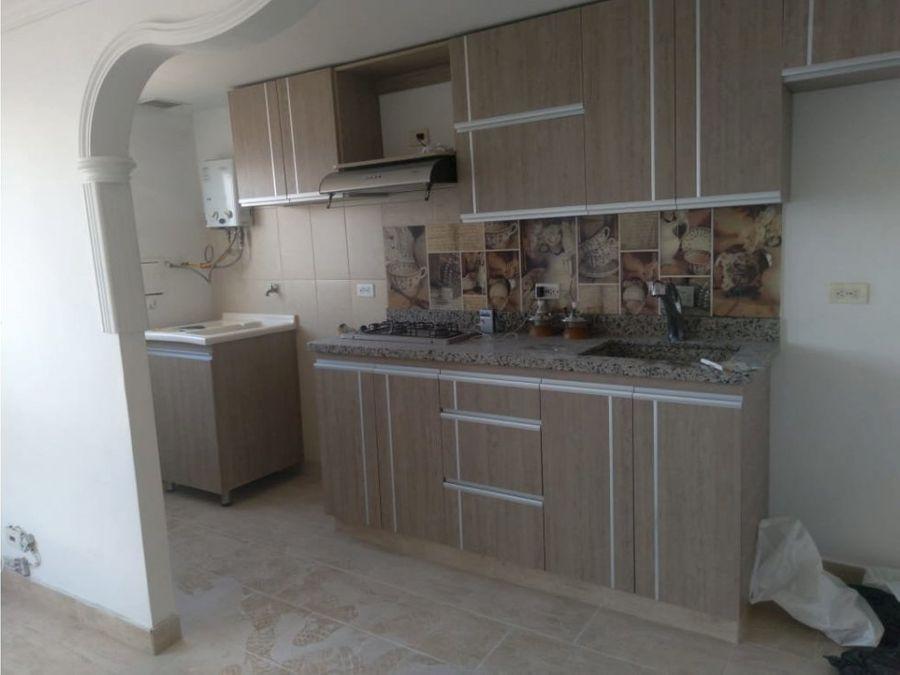 apartamento en venta en aranjuez cod 6210