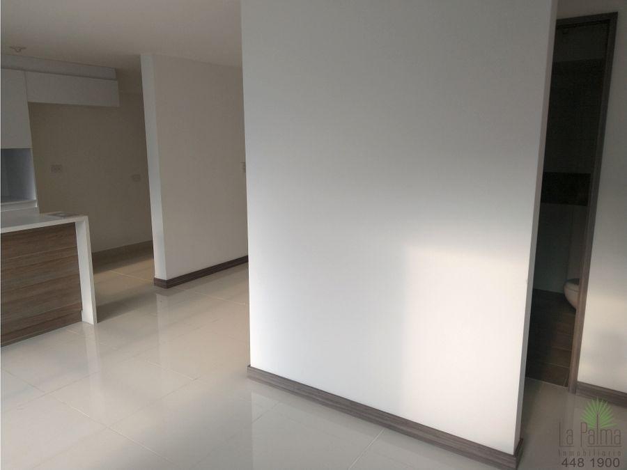 apartamento en arriendo en la estrella cod 6481
