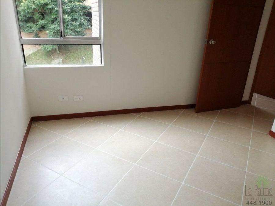 apartamento en arriendo en las palmas cod 5793