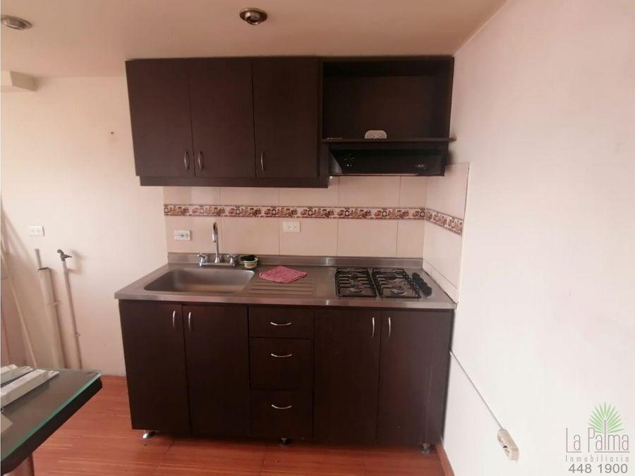 apartamento en arriendo en villa hermosa cod 5828