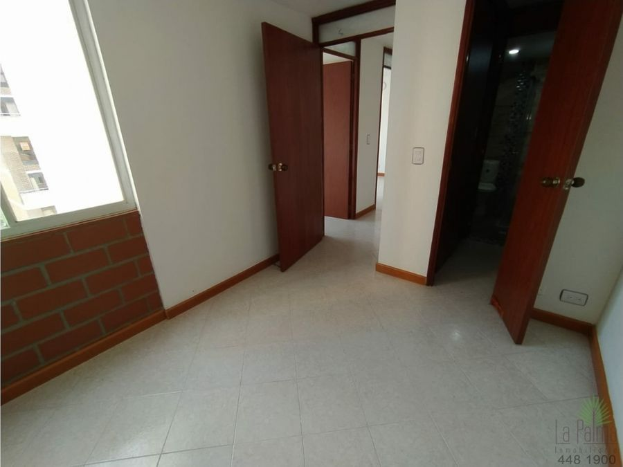 apartamento en arriendo en belen cod 6452