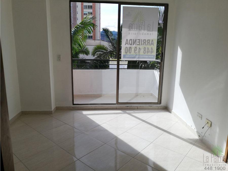 apartamento en arriendo en envigado cod 6007