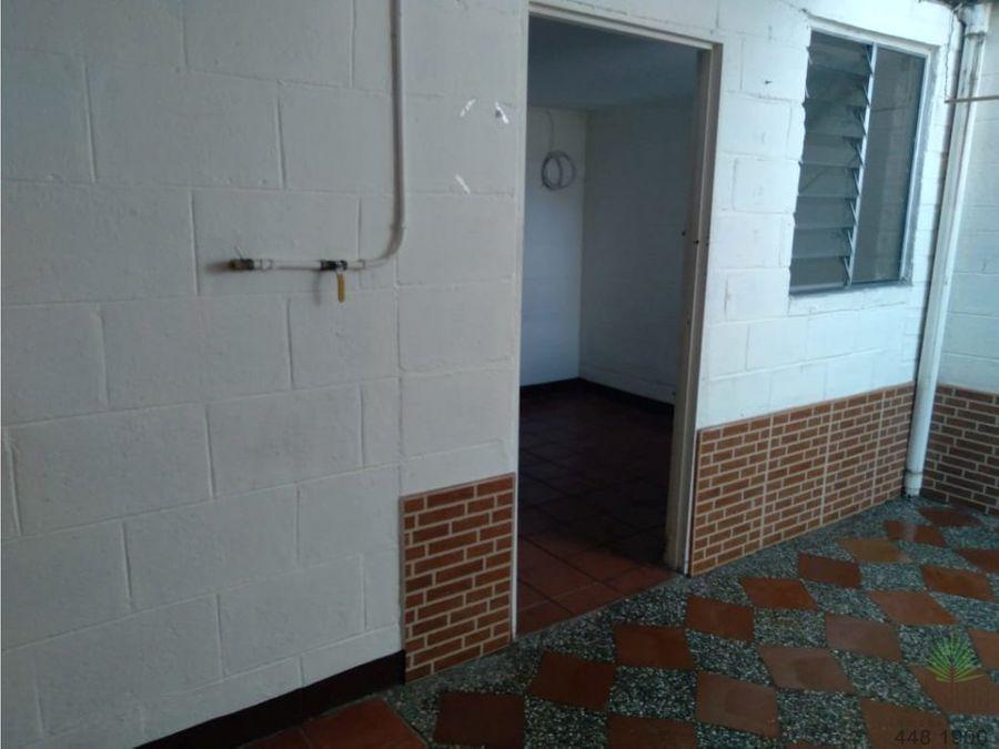 casa en arriendo en bello cod 6163