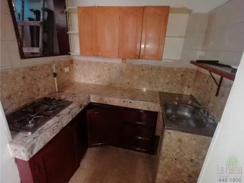 apartamento en arriendo en villa hermosa cod 5949