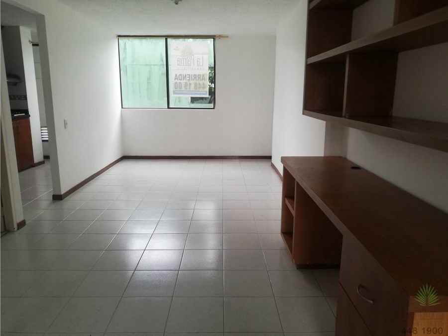 apartamento en arriendo en medellin cod 6259
