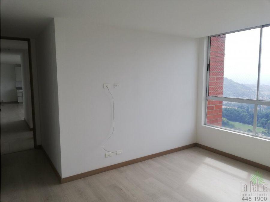 apartamento en arriendo en la estrella cod 5775