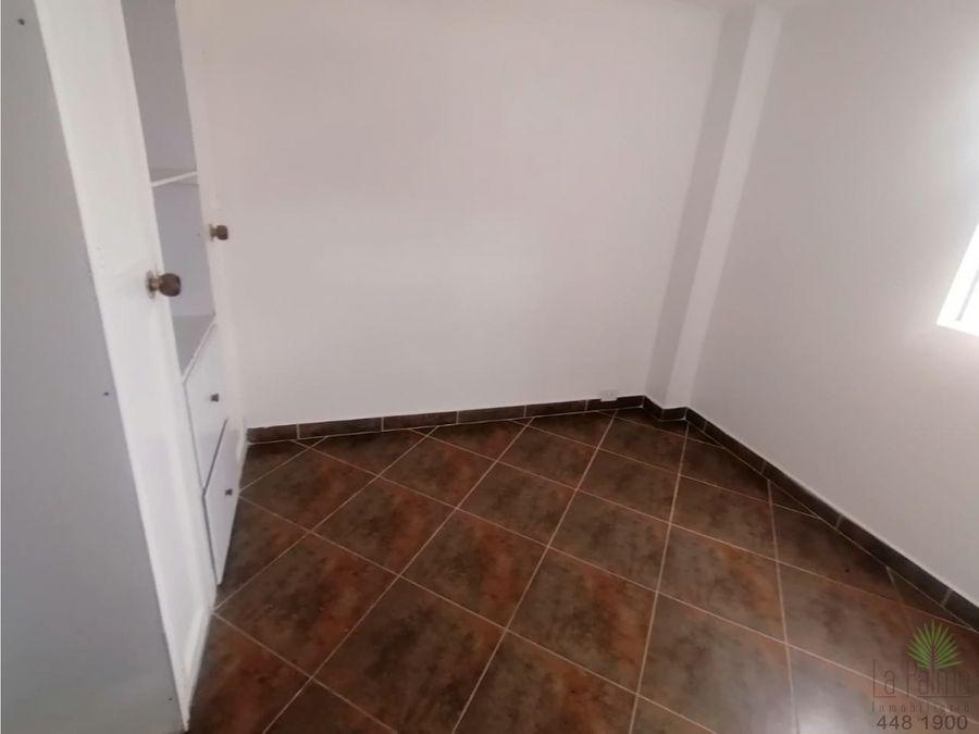 apartamento en arriendo en calazans cod 6019