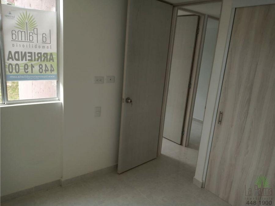 apartamento en arriendo en robledo cod 6429