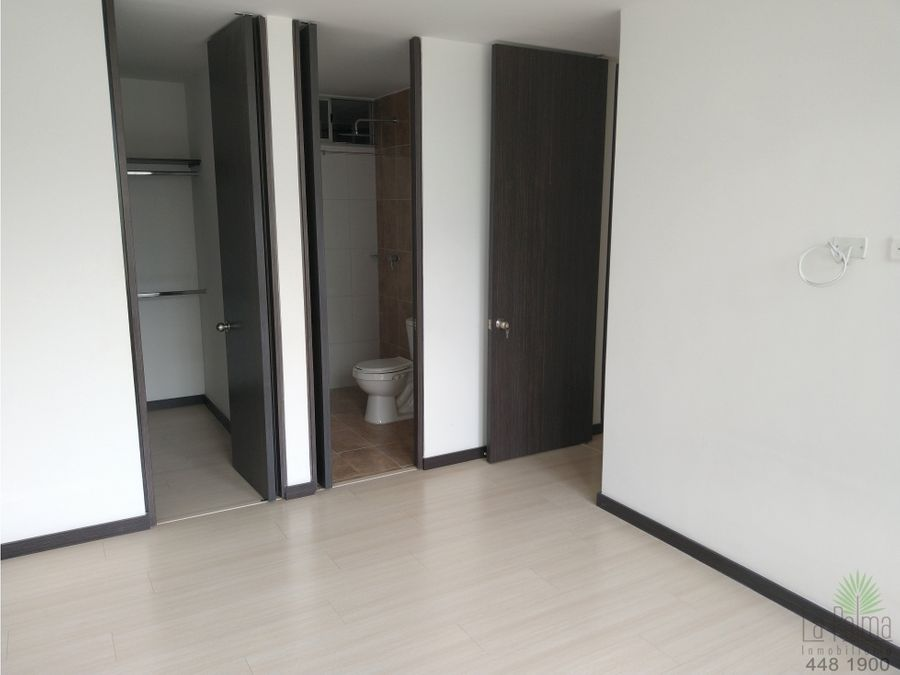 apartamento en venta la estrella cod 6462