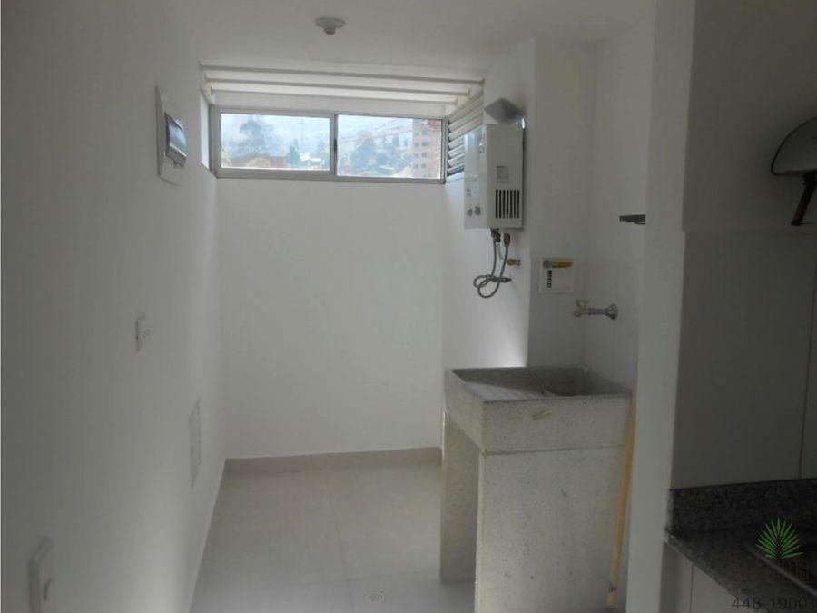 apartamento en arriendo en sabaneta cod 3760