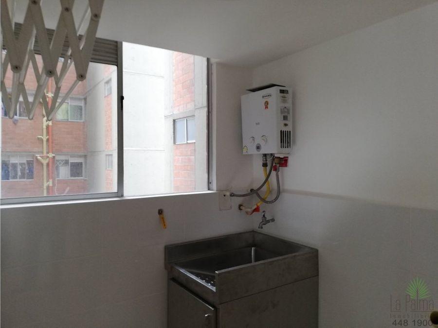 apartamento en arriendo en la estrella cod 5386