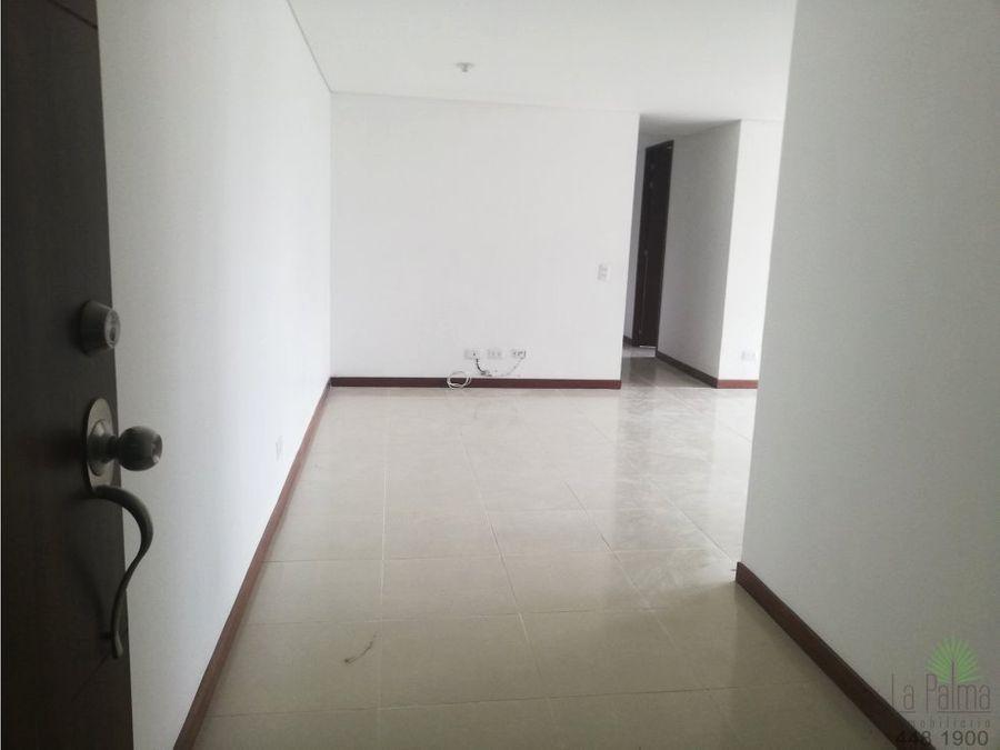 apartamento en arriendo en medellin cod 5851