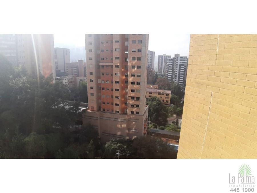apartamento en arriendo en el poblado cod 6229