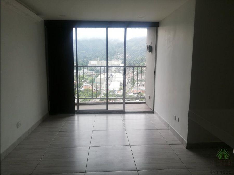 apartamento en arriendo en la estrella cod 6358