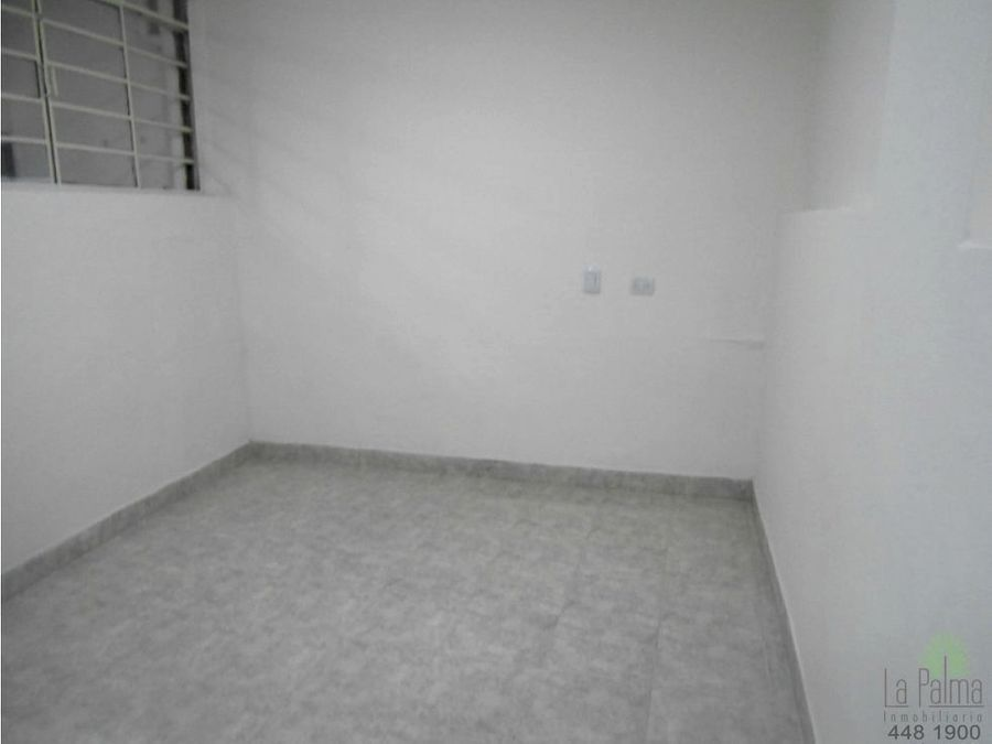 apartaestudio en arriendo en itagui cod 4365