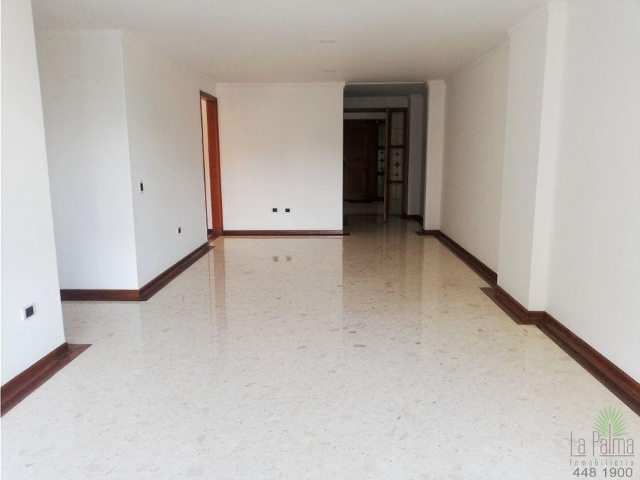 apartamento en arriendo en medellin cod 5934