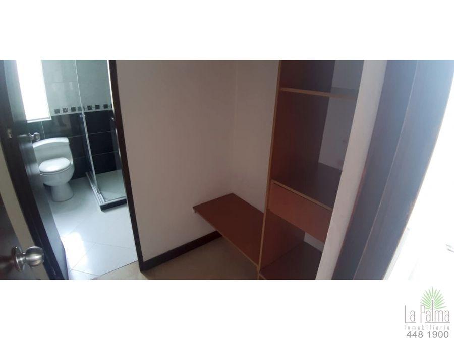 apartamento en arriendo en envigado cod 6310