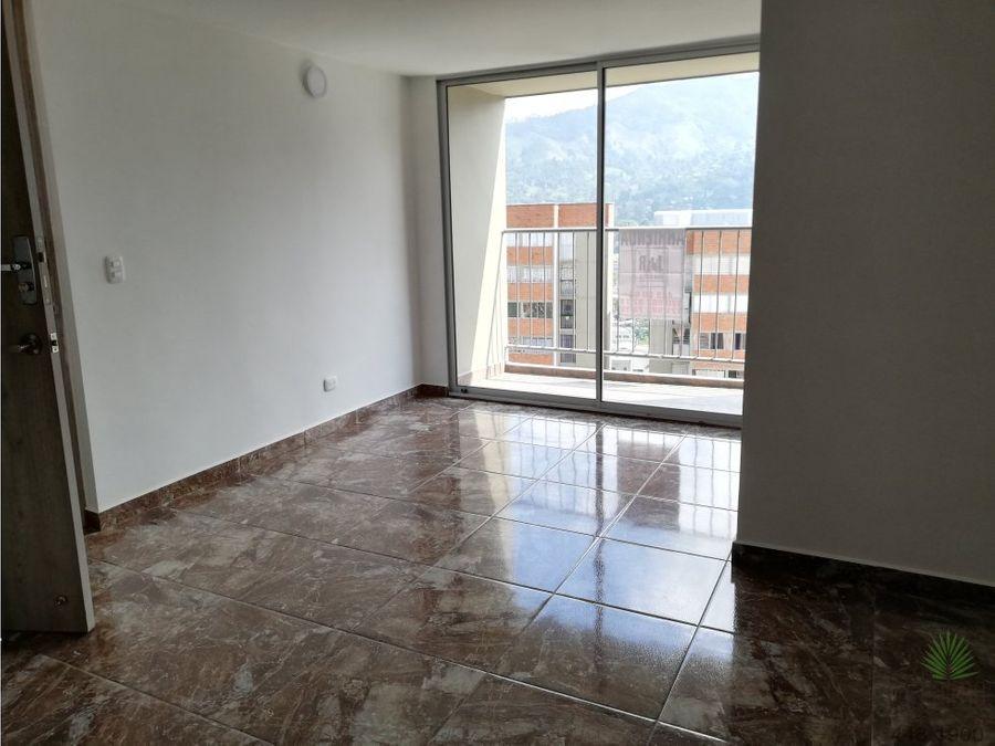 apartamento en venta en la estrella cod 5485