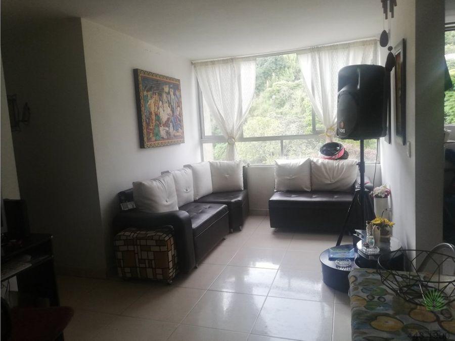 apartamento en venta en itagui cod 6018