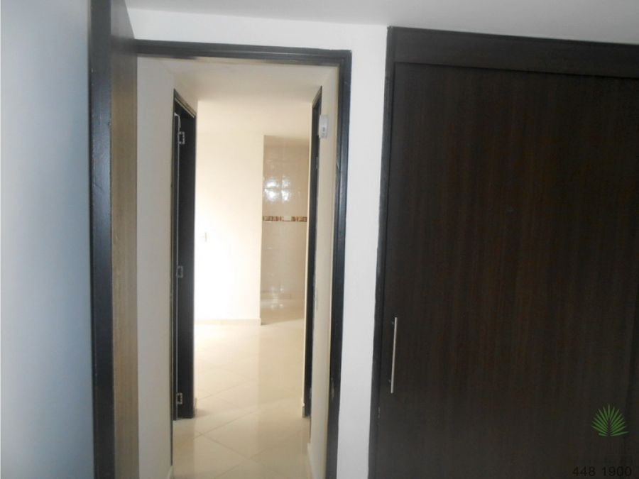 apartamento en arriendo medellin cod 4683