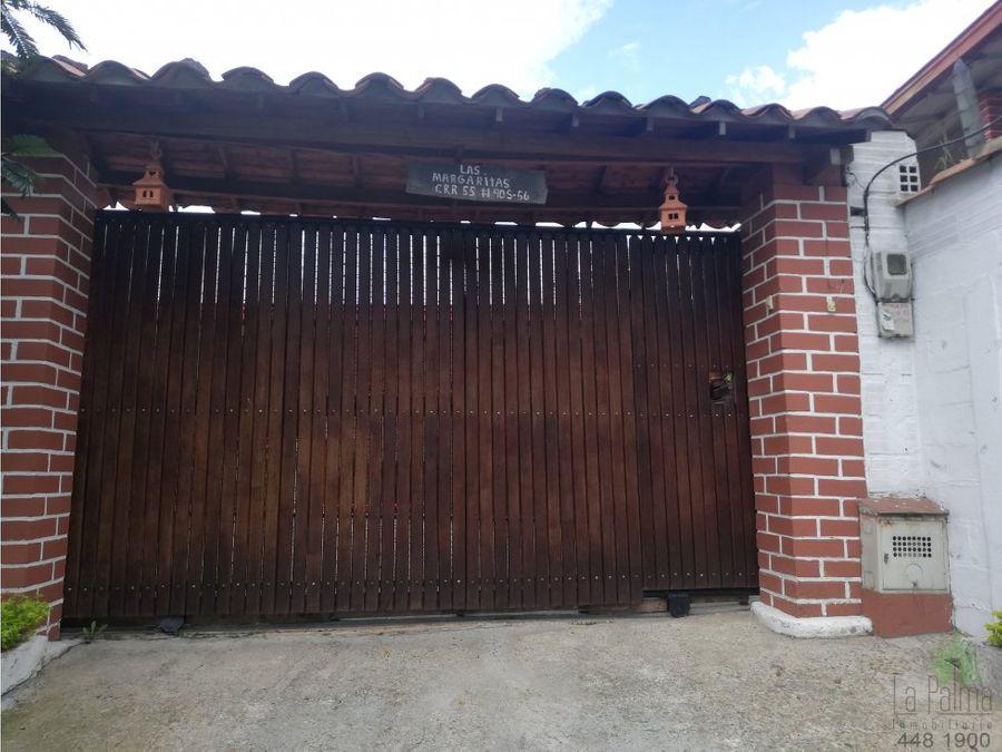 casa finca en venta en la estrella cod 5710