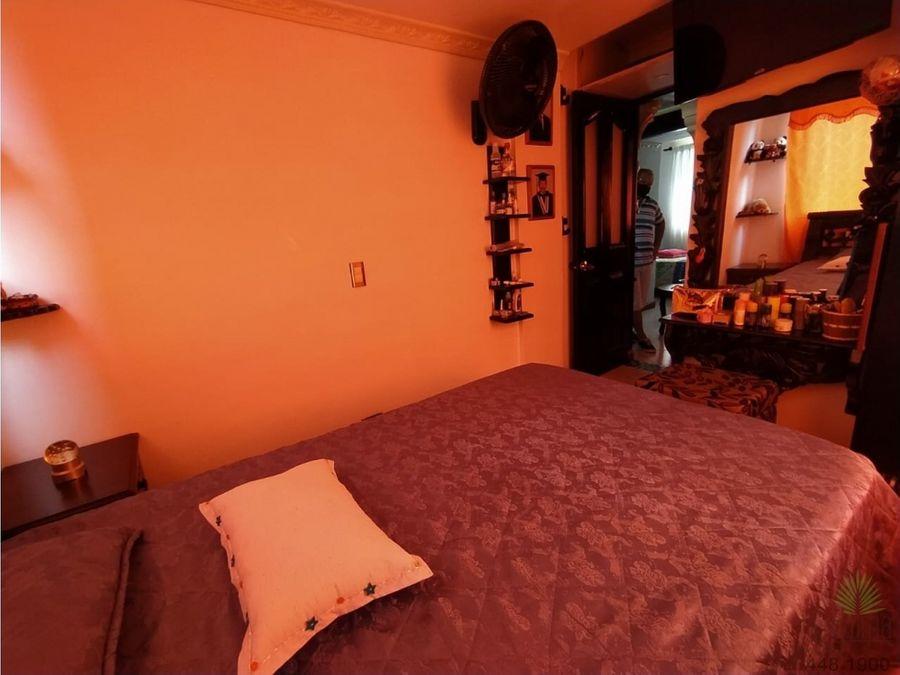 apartamento en venta en calasanz cod 6470